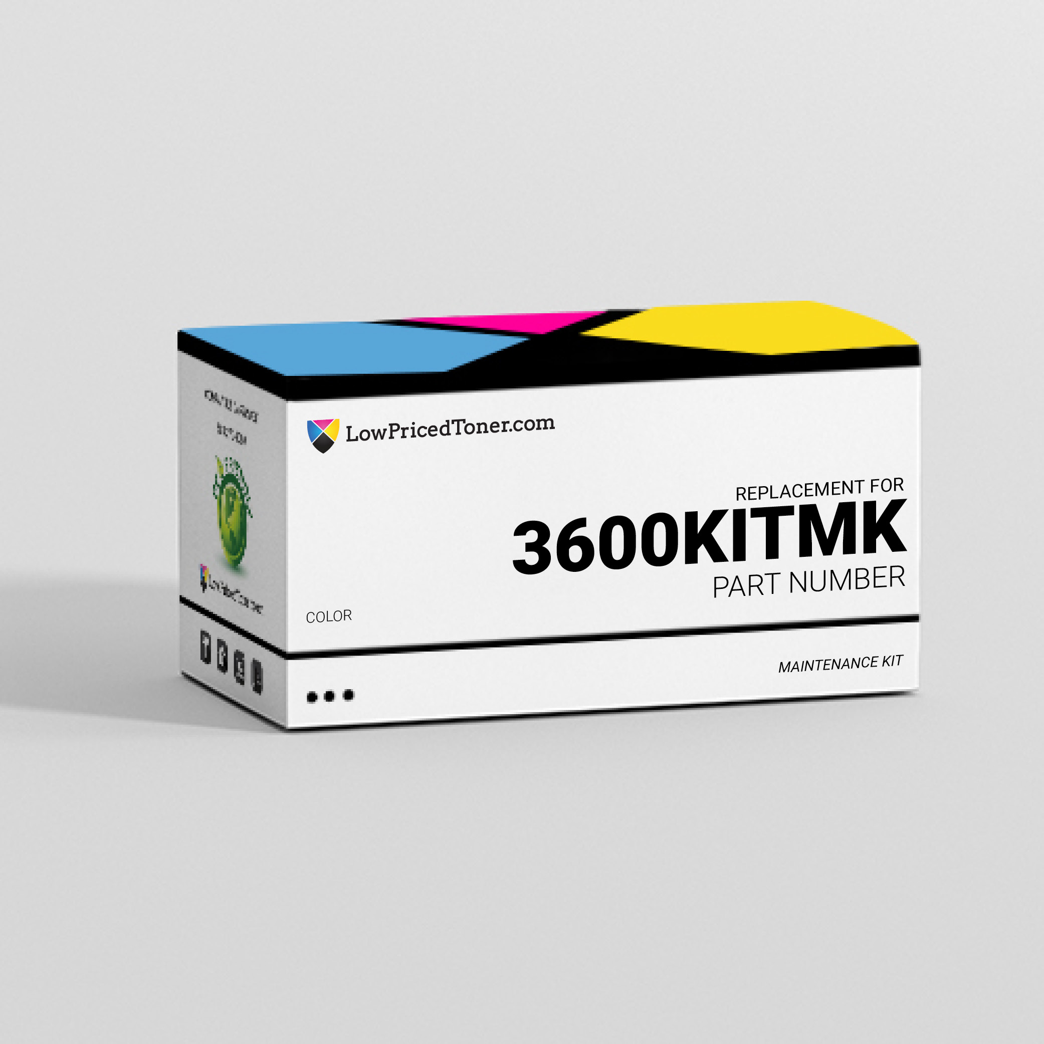 HP 3600KITMK Remanufactured Color Maintenance Kit