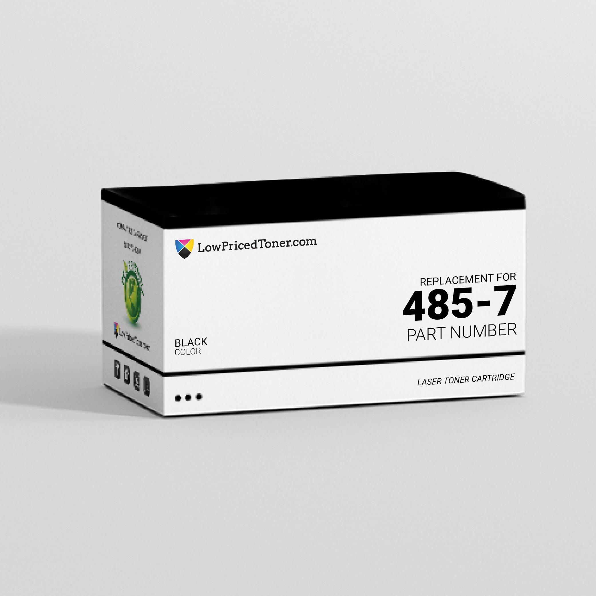Oce 485-7 Compatible Black Laser Toner Cartridge