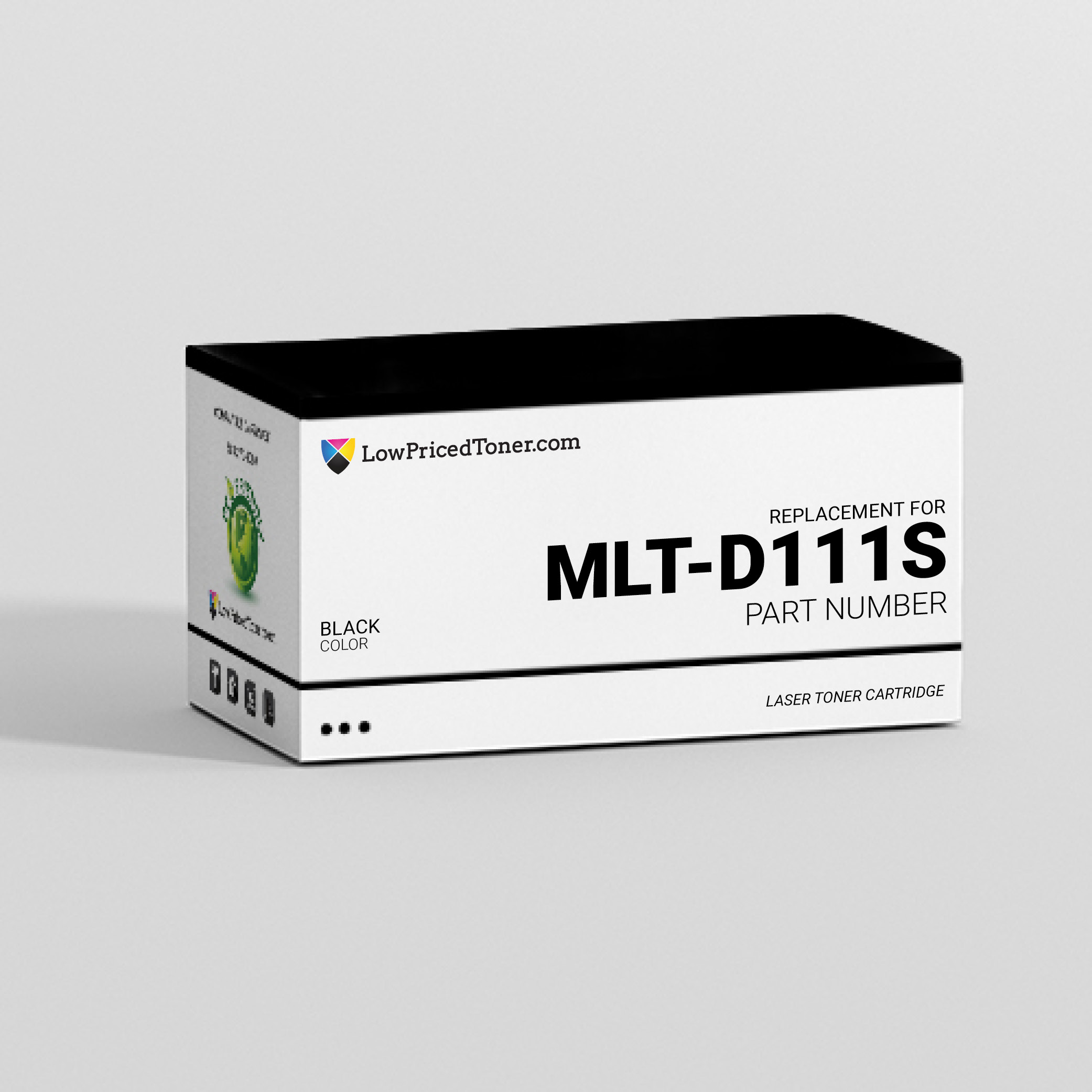 Samsung MLT-D111S Compatible Black Laser Toner Cartridge