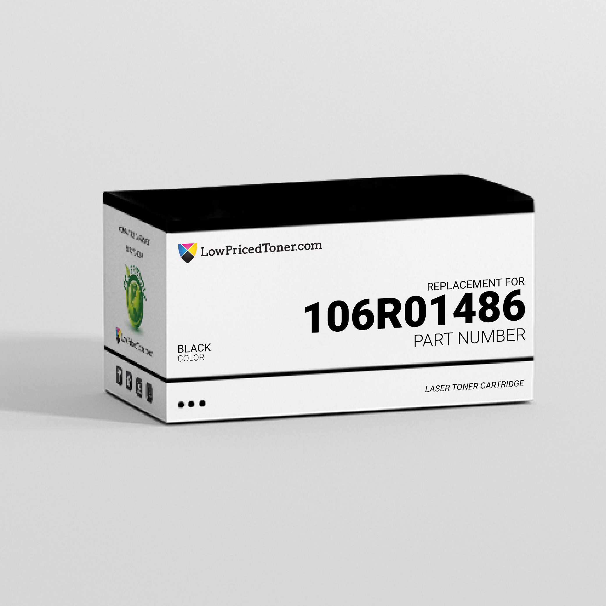 Xerox 106R01486 Compatible Black Laser Toner Cartridge